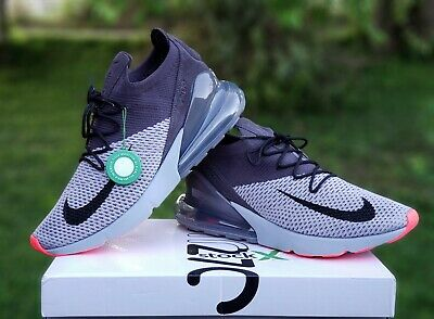 f7a46d18 Nike Air Max 270 Flyknit Atmosphere Grey Thunder Grey Ao1023-004 Stockx  Verified