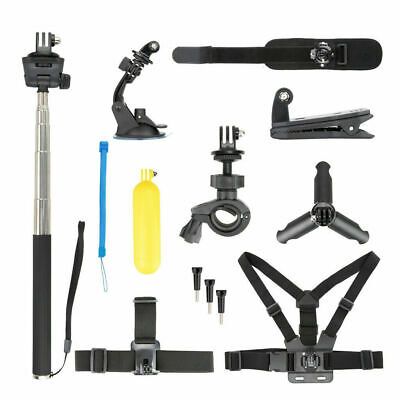 For DJI OSMO Action Camera Sports Cam Bracket Mount Tripod Rod Accessories Kit