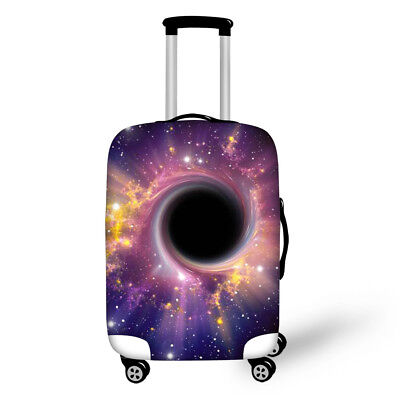 26 28 29 30 31 inch Suitcase Protective Protector Luggage Cover Galaxy Design