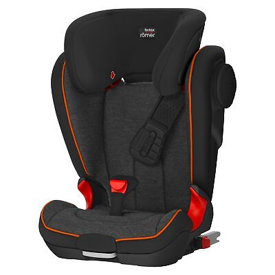 Britax Romer KIDFIX II XP SICT Black Series Group 2/3 Child Car Seat – 15-36kg