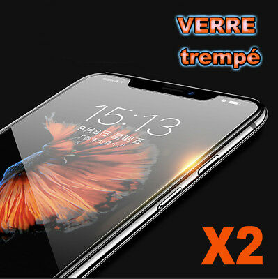 Glass IPHONE x /S /R / Max-8-7-SE-6-5 C + Protector Tempered Film Screen