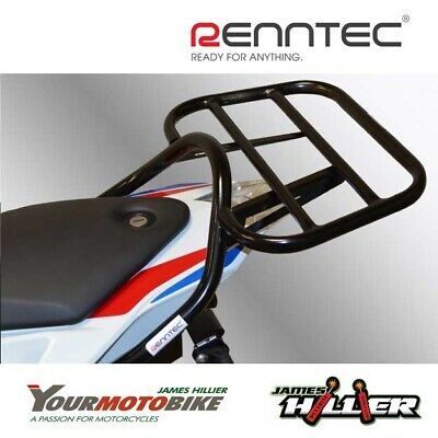 BMW S1000RR (March 12 - 18)/S1000R (March 14 On)/HP4 Luggage Carrier - Black