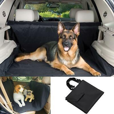 Waterproof Dog Car Seat Cover Hammock for Pet Auto SUV Back/Rear Bench Pad Mat