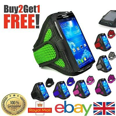 For Various Apple iPhone Mobile Phones Gym Running Jogging Sports Armband Holder
