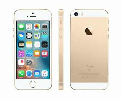 APPLE IPHONE SE 64GB GOLD - OHNE SIMLOCK May