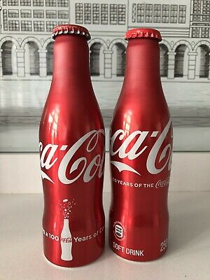 100 Years Coca Cola Contour Bottle. South Africa & UAE.