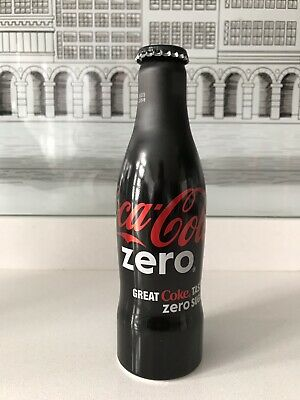 Coca Cola Zero Finland 2012. Very Rare Coca Cola Bottle