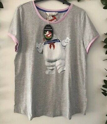 Peter Alexander Womens Ghostbusters Top Size XL RRP$49.95
