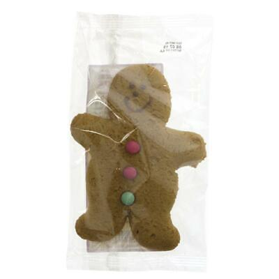 LOTTIE SHAW's | Vegan Gingerbread Man | 1 x 50g