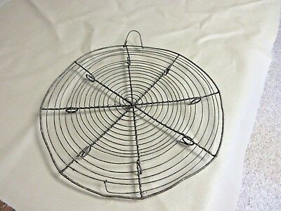 Antique French Kitchen Wire Cooling Tray-Cookies, Cakes, Pies-  Primitive-France