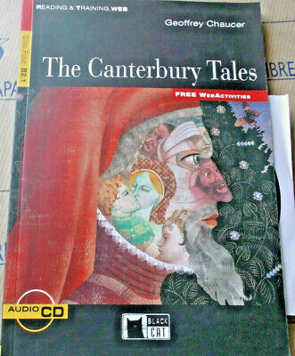 THE CANTERBURY TALES con Cd step FOUR B2.1 - G.CHAUCHER - BLACK CAT CIDEB