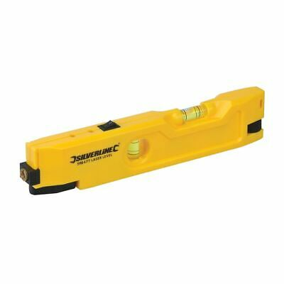 Silverline 598477 210mm Mini Laser Level