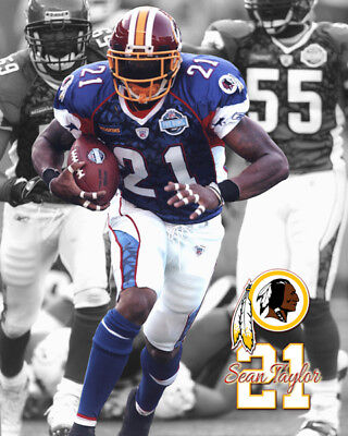 check out 5c248 16f89 authentic sean taylor pro bowl jersey