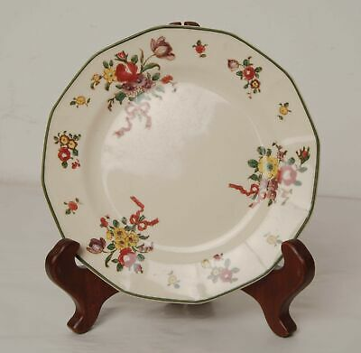 1x Vintage Royal Doulton Old Leeds Sprays Floral Pattern Side Plate