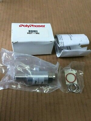 Polyphaser Rgt-Me Impulse Suppressor Dc To 2.4Ghz Broadband Dc Pass   (0519)