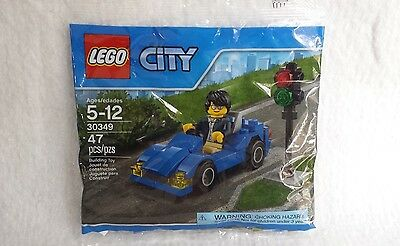 Lego #30349 Sports Car Building Toy Set Polybag