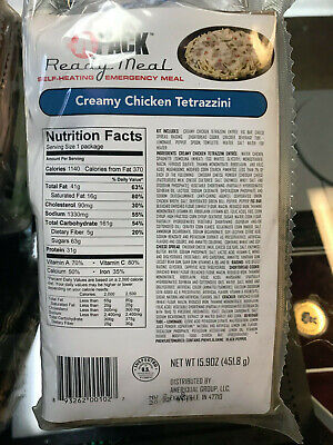 Military Mre New Indivual Mre Meals Ready To Eat