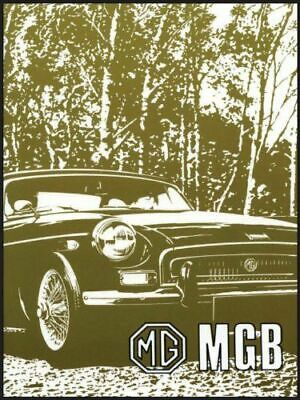 1978 1979 1980 Mg Mgb Owners Manual Drivers Handbook Us Owner Guide Book