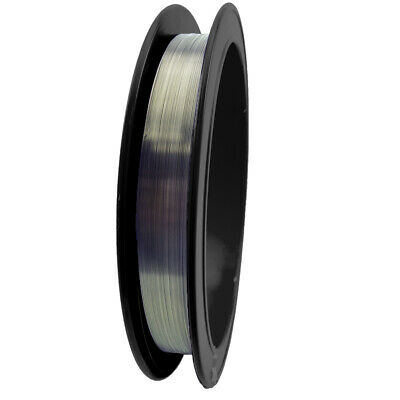 "99.95% Pure Molybdenum Fine Wire, 0.040"" diameter x 20 feet"