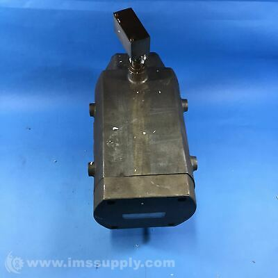 """Smc Fh991-20-500-M105 Hydraulic Filter, 2 1/2"""" Port Outlet Fnip"""