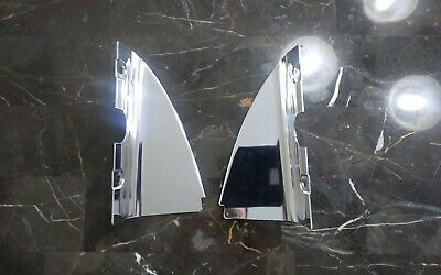 1959 Pontiac NOS rear bumper inserts. Left and right for sale for one price