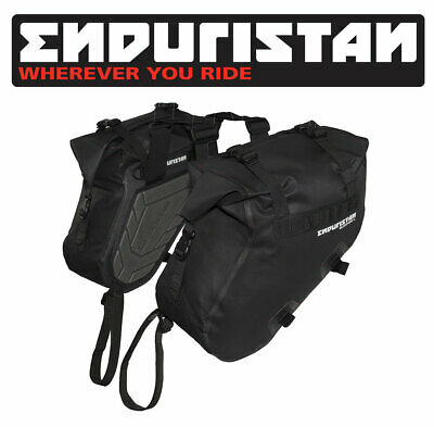 Enduristan - Blizzard Saddlebags - Small - LUSA-007-S - NEXT DAY DELIVERY