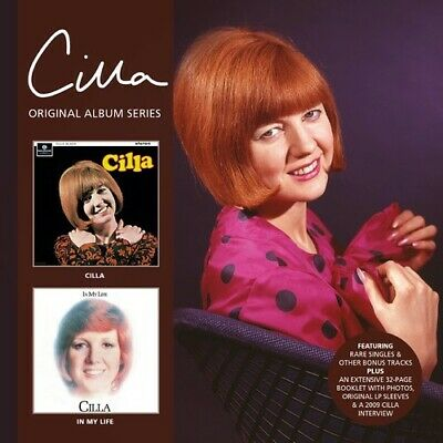 Cilla Black - Cilla / In My Life [New CD] Expanded Version, UK - Import