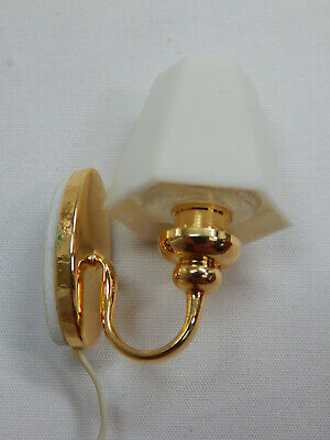 Heidi Ott Dollhouse Miniature Light 1:12 Scale Wall Lamp #YL2069