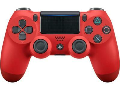 Sony PlayStation 4 PS4 Dualshock 4 Wireless Controller SECOND GENeration (RED)
