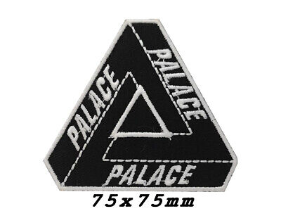 Palace Tri Ferg patch crest Iron on Sew on BADGE A1052