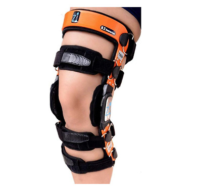e112327679 DONJOY PLAYMAKER II Knee Brace, Spacer Sleeve with Patella Donut, X ...