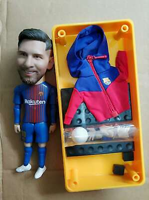 Soccer Stars Fiugre Club 12CM/5in Movable Dolls MESSI NEYMAR Toys Accessories