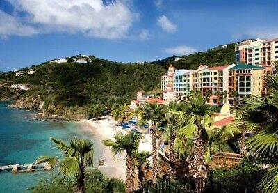 Marriott Frenchman's Cove 7 night stay in St. Thomas USVI, 3 BR 6.28 to 7.5.19