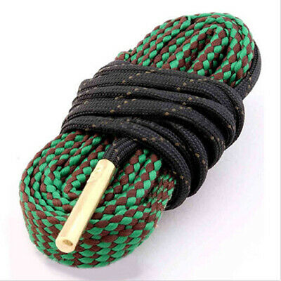 Bore Rope Cleaning Snake 22 Cal 5.56mm 223 Calibre Hunting Barrel Cleaner Apt