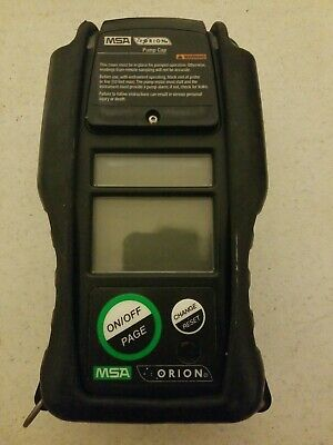 MSA Orion Multi-Gas Tester /w Charger 10020551
