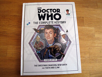Doctor Who THE COMPLETE HISTORY Volume 51 (Issue 7) David Tennant - Billie Piper