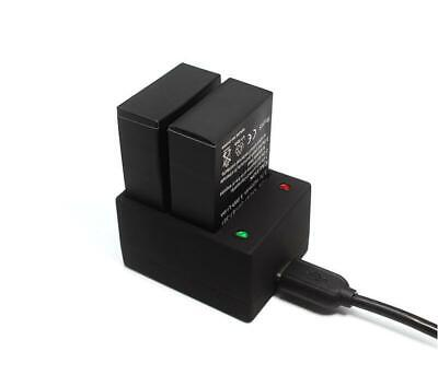 Battery for GoPro AHDBT-201 GoPro AHDBT-301 GoPro AHDBT-302 / DUAL USB Charger