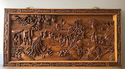 Nice Chinese Republic Period Carving Box Wood Table