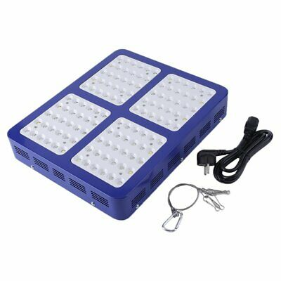 600W 120xLED Grow Light Full Spectrum with VEG/ BLOOM Switches For all stages