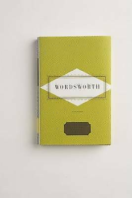 Selected Poems: Wordsworth - New Book Wordsworth, William