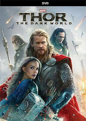 Thor - The Dark World [DVD] Brand New And Sealed.
