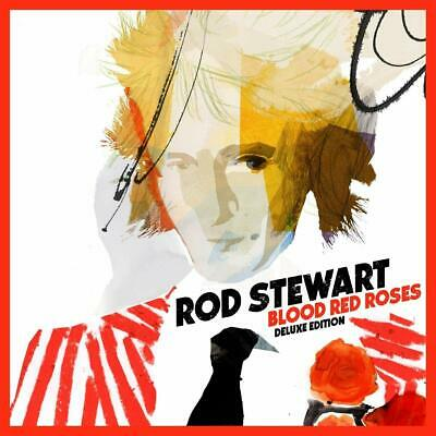 Rod Stewart; Blood Red Roses [CD] Brand New And Sealed.
