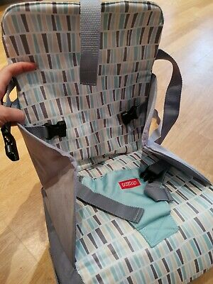 Nuby Travel Booster Seat, perfect condition as hardly used
