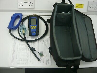 Anton eVo 1 Flue Gas Analyser- with 1 year calibration Price Includes VAT (JP)