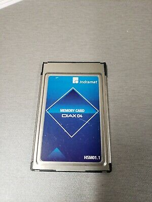 INDRAMAT MEMORY CARD FOR FLASH MODULE PSM01.1-FW