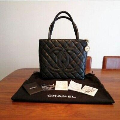 ec7ae56bcc9 CHANEL QUILTED CALF Fantasy Fur *KARL'S CABAS* Tote XL Chain Reissue ...