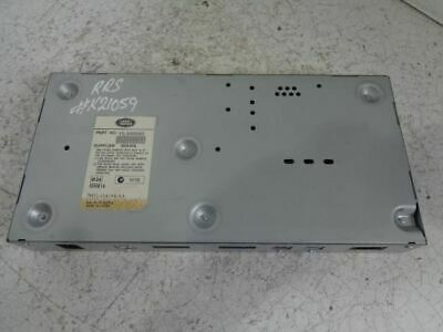 Range Rover Sport DVD Rear Entertainment ECU Module YIL500080 (2005-2009)