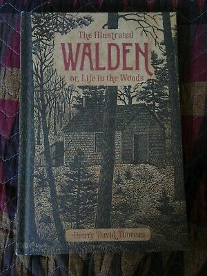 Henry David Thoreau Walden Or Life In The Woods