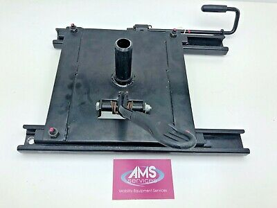DMA Days Strider 3 Wheel Mobility Scooter Seat Adjustment Plate - Parts