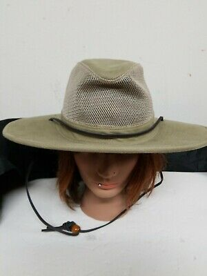 8535ad78 DORFMAN PACIFIC MEN'S Water Repellent Cotton Safari Hat - $29.95 ...